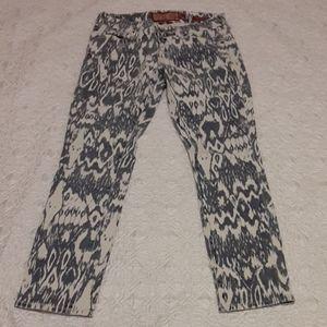 Lucky Legend skinny jeans Capri